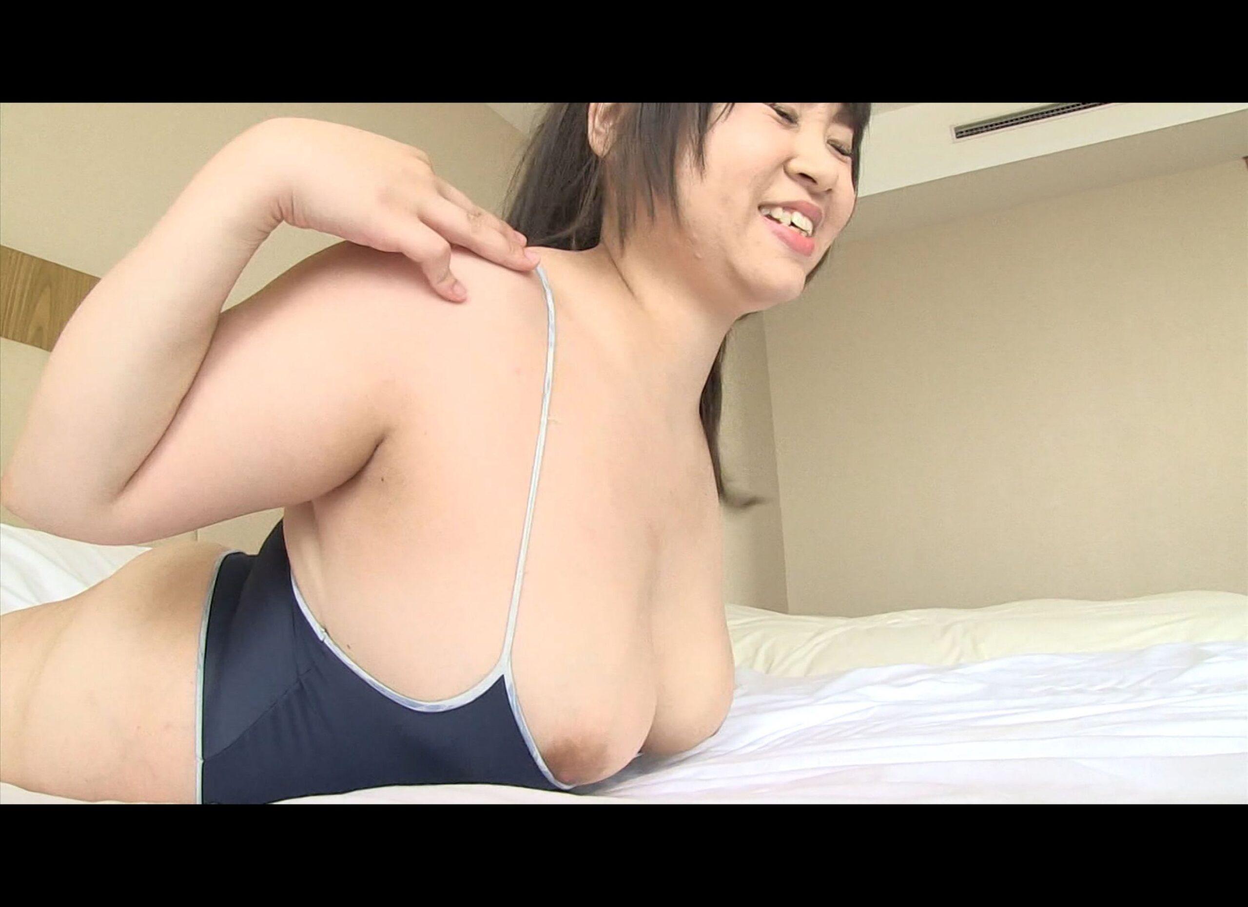 爆乳ハミ乳競泳水着 三苫うみ Episode.01 爆乳ハミ乳シリーズ  168photos