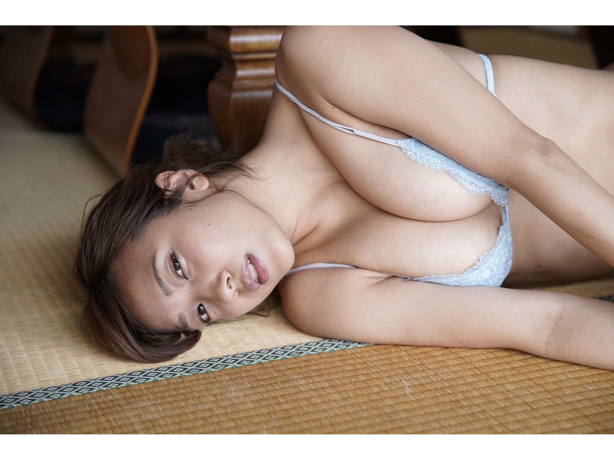magnetic G 佐藤聖羅『wet』 78photos