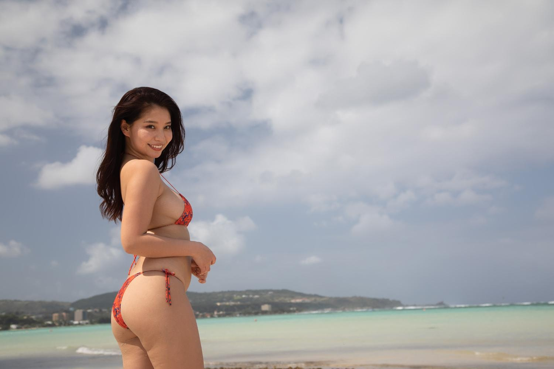 久松かおり「僕と彼女の夏の思い出」 110photos