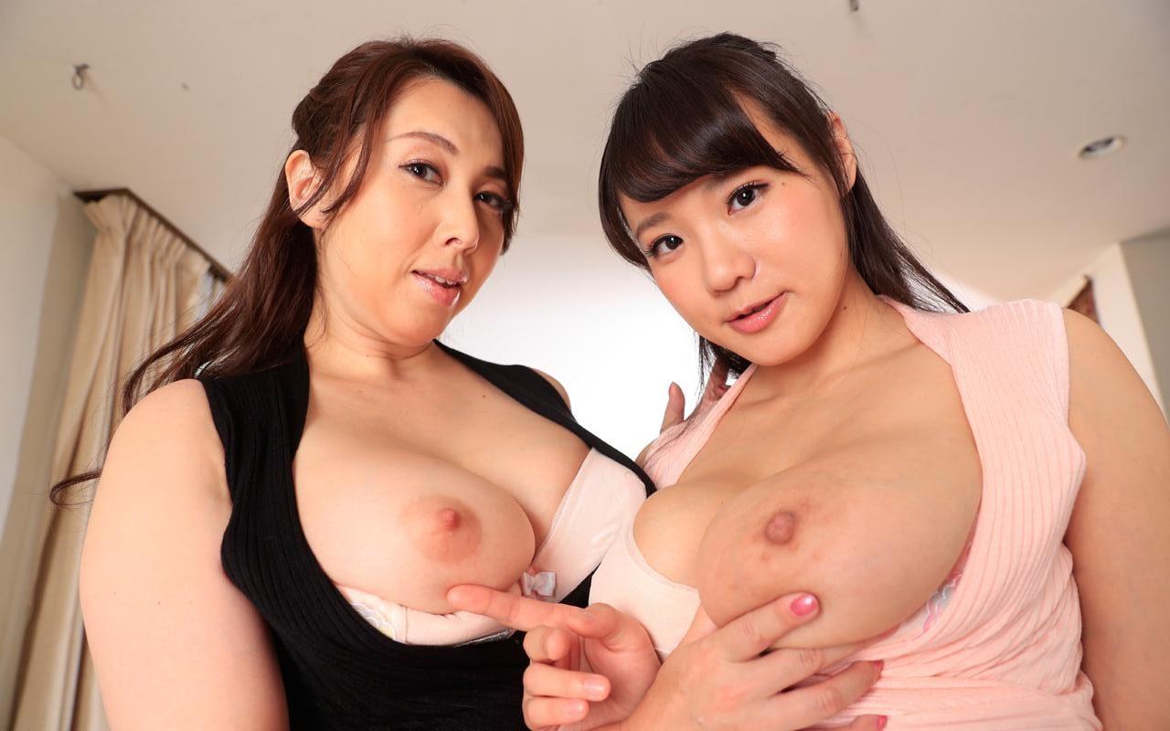 熟シャッ!! W  風間ゆみ&澁谷果歩 62photos