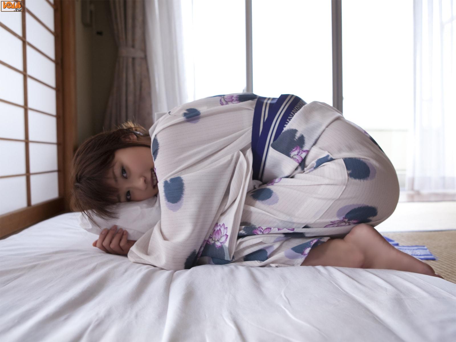 原幹恵 BOMB.tv 2009.04 Mikie Hara 75photos