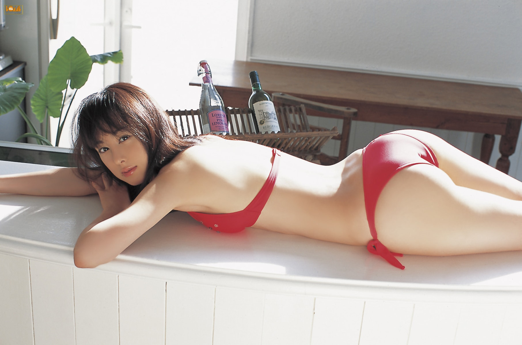 秋山莉奈 BOMB.tv 2007.03 Rina Akiyama 70photos