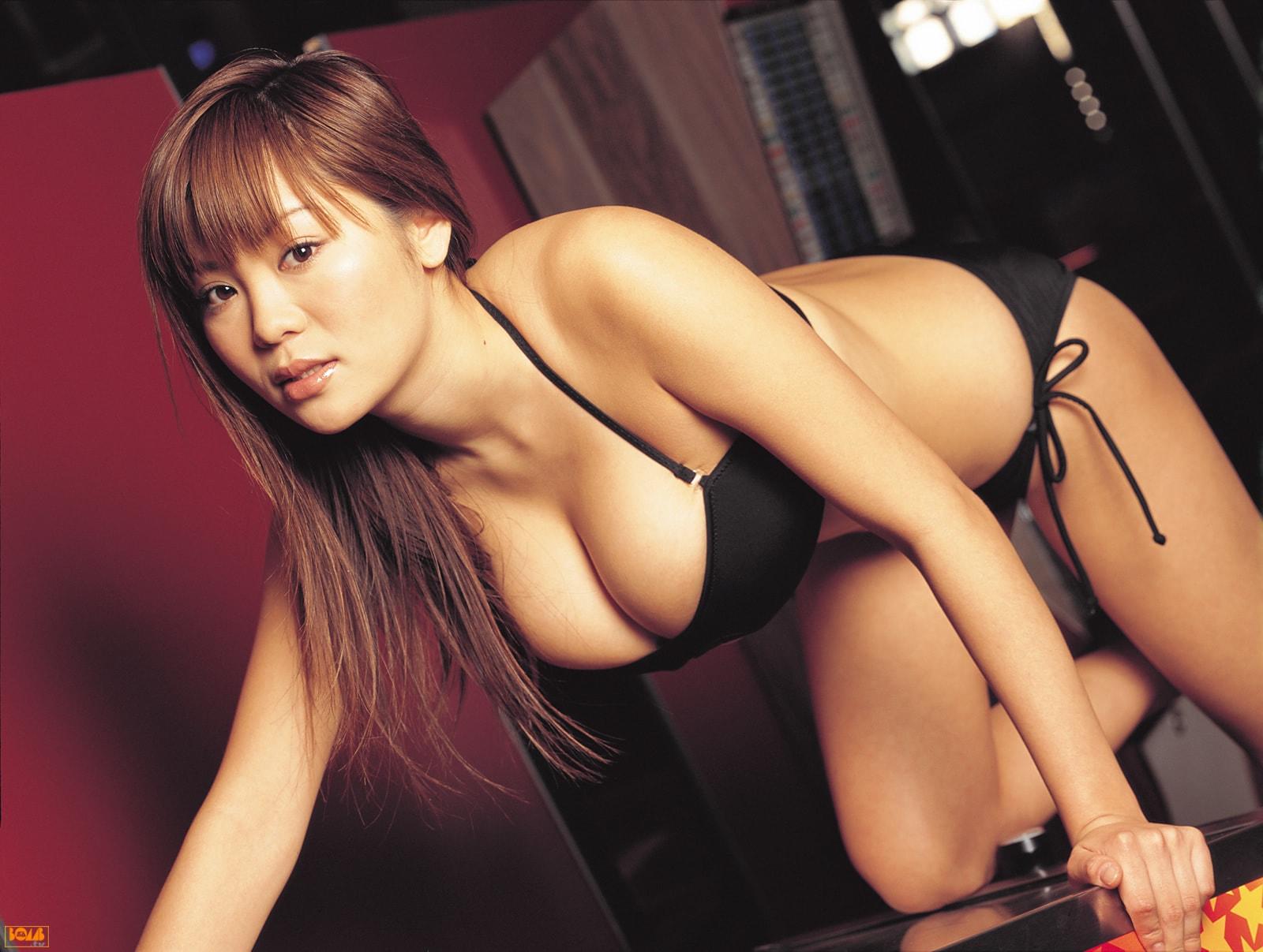 松金洋子 Bomb.TV 2004 Yoko Matsugane 77photos