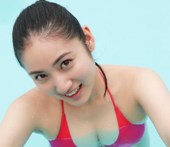 紗綾「Age20-天然色」 Idol Line 50photos